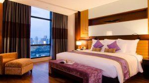 Khách sạn Aetas Lumpini Thái Lan
