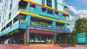 Khách sạn Maverick Ratchada Hotel Thái Lan