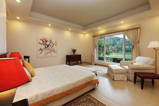 Khách sạn tình nhân Khách sạn Bình An Village