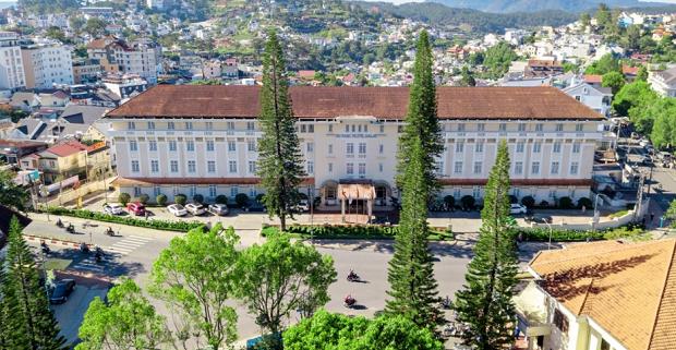 Khách sạn tình nhân Đà Lat