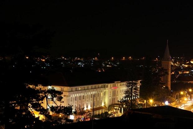 Khách sạn tình yêu Khách sạn tình nhân Du Parc Đà Lạt