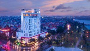 Khách sạn X2 Vibe Việt Trì Phú Thọ