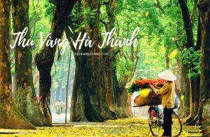 Địa điểm du lịch Hà Nội mùa thu – Chiêm ngưỡng vẻ đẹp thủ đô mùa lá vàng
