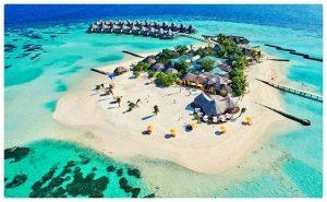 Vé máy bay đi Malé giá rẻ