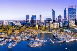 Đặt vé máy bay Đà Nẵng đi Perth giá rẻ