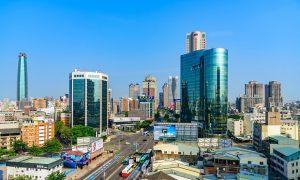 Vé máy bay Hà Nội đi Đài Trung giá rẻ