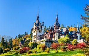 Đặt vé máy bay đi Romania giá rẻ