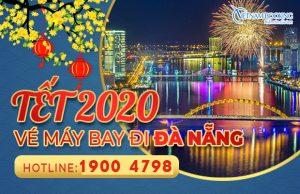 Vé máy bay Tết 2020 đi Đà Nẵng giá rẻ