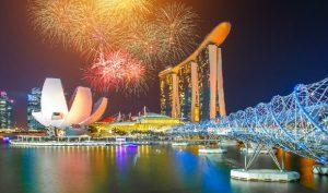Vé máy bay Tết 2021 đi Singapore giá rẻ nhất