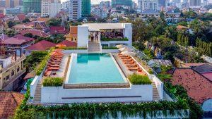 Khách sạn Penh House & Jungle Addition Campuchia