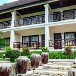 Parasol Blanc Laos