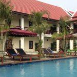 Sunrise Garden House Laos