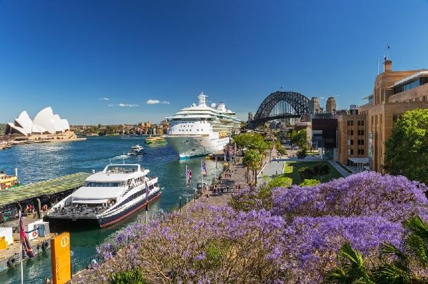 Tour mùa xuân nước Úc 5N4D | Sydney - Canberra