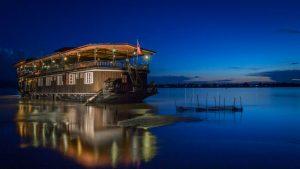 The Vat Phou Cruise Laos