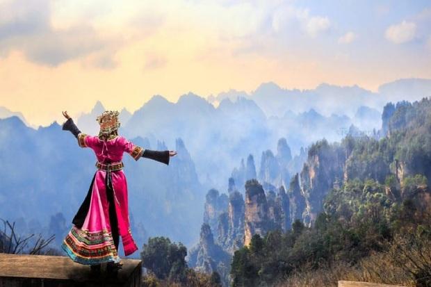 Vũ Lăng Nguyên | Tour Trương Gia Giới - Phượng Hoàng Trấn 5N4D bay thẳng từ Hà Nội