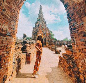 Du lịch Ayutthaya Thái Lan – Cố đô HOT nhất không thể bỏ qua 2020 này!