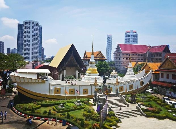 Tour du lịch Thái Lan 5 ngày 4 đêm từ Hà Nội | Bangkok – Pattaya | Đảo Coral – Suan Thai – Vườn Nho Hồ Bạc