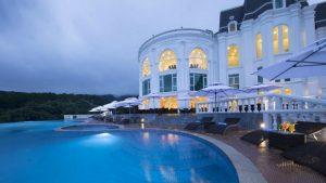 Combo 3N2Đ Vé máy bay + Đà Lạt Wonder Resort 4 sao