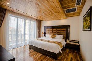 Combo 2N1Đ Xe giường nằm khứ hồi + khách sạn Green Sapa 3 sao