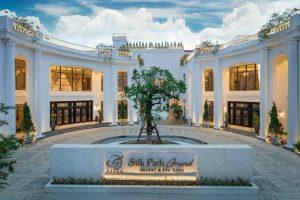 Combo 2N1Đ Xe giường nằm khứ hồi +Silk Path Grand Resort & Spa 5 sao Sapa