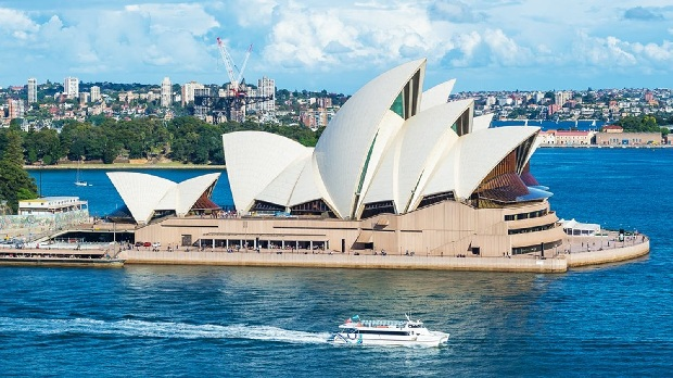 Nhà hát Opera Sydney | Tour mùa xuân nước Úc 5N4D | Sydney - Canberra