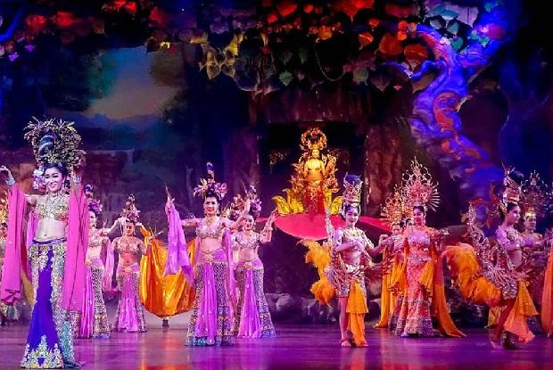 Tour Bangkok – Pattaya – Thành phố cổ Muang Boran – Đảo Coral 5N4Đ
