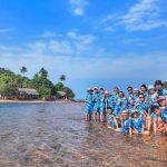 Tour Hà Tiên – Quần đảo Bà Lụa – Rừng Tràm Trà Sư 2N2Đ
