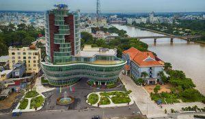 Combo 3N2Đ Khách sạn Ninh Kiều Riverside 4* Cần Thơ + Vé máy bay/Xe Limousine