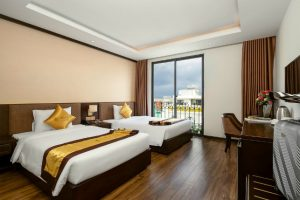 Combo 4N3D Vé máy bay + Khách sạn 3 sao Palazzo 2 Đà Nẵng – Hội An