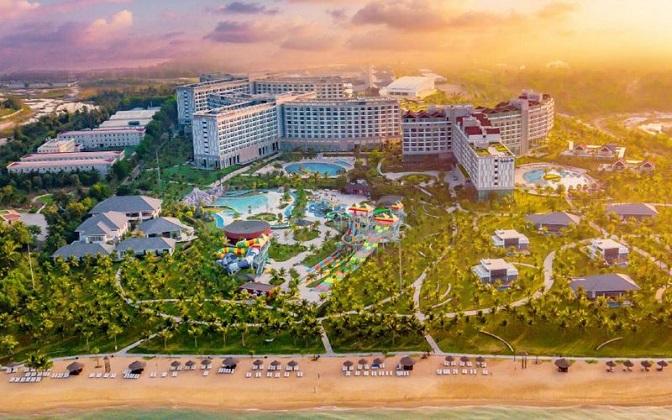 Combo 3N2Đ VinOasis Resort 5 sao Phú Quốc + Vé máy bay + Đón tiễn