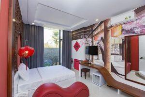 """Đánh thức trải nghiệm cùng những """"khách sạn tình yêu"""" Nha Trang"""