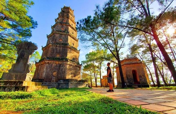 Tour du lịch Đà Nẵng – Bà Nà – Hội An – Huế – Quảng Bình 5N4Đ   Hành Trình Di Sản Miền Trung