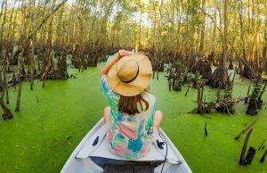 Tour du lịch Hà Tiên – Quần đảo Bà Lụa – Rừng Tràm Trà Sư 2N2Đ