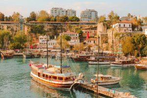 Vé máy bay đi Antalya giá rẻ   Chỉ từ 254USD