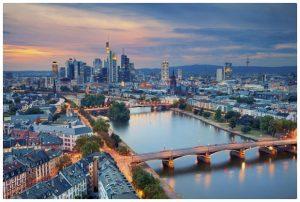 Đặt vé máy bay đi Frankfurt giá rẻ