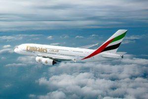 Đặt vé máy bay Emirates Airlines giá rẻ 2020