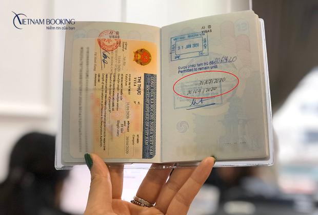 Visa loại VR là gì? Thủ tục xin visa VR