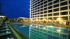Khách sạn Bangkok Palace