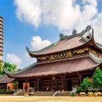 Tour du lịch Tết TPHCM – Hà Nội – Đền Thác Bờ – Mai Châu – Tam Chúc – Bái Đính 4N3Đ | Du xuân trẩy hội Miền Bắc Đầu Năm