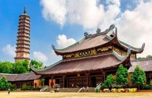 Tour du lịch Tết TPHCM – Hà Nội – Đền Thác Bờ – Mai Châu – Tam Chúc – Bái Đính 4N3Đ | Lễ Chùa Miền Bắc Đầu Năm