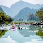 [Tour trẩy hội xuân] Hà Nội – Chùa Tam Chúc – Chùa Hương – Động Hương Tích 1 ngày
