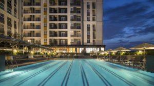 Khách sạn Citadines Central Bình Dương