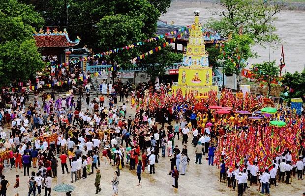 Tour Tết 2020 Hà Nội – Đền Ông Hoàng Bảy – Đền Cô Tân An – Đền Mẫu Lào Cai – Sapa 2N1Đ