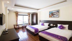 Khách sạn Romance Sapa