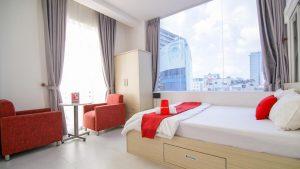 Khách sạn RedDoorz near Quan Khu 7 Stadium – Phú Nhuận