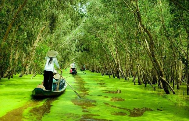 Tour du lịch Hà Nội – TP. HCM – Tiền Giang – Bến Tre – Cần Thơ – Châu Đốc 4N3Đ | Khám phá cảnh đẹp sông nước miền Tây