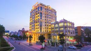Khách sạn Dragon Legend Hạ Long