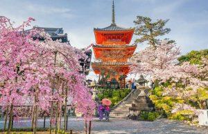 Tour du lịch Nhật Bản Osaka – Kyoto – Kobe 5N4Đ