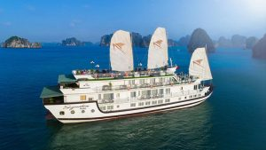 Combo xe Limousine khứ hồi Hà Nội – Hạ Long + Du thuyền Signature 5 sao