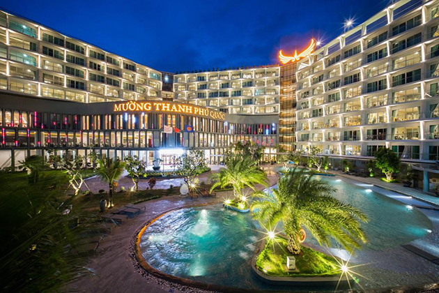 Combo Khách sạn Mường Thanh Phú Quốc